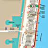 Hollywood Beach Parking map
