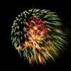 Fireworks on Hollywood Beach